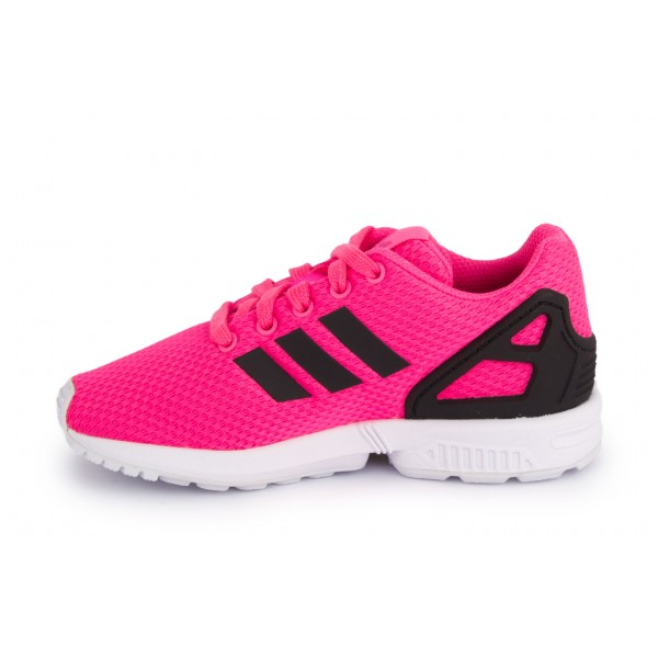 grande vente 89427 44a74 reduced zx flux rose or and noir dac4e 93d44